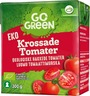 GOGREEN 300G ORGA CRUSHED TOMATOES