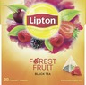 LIPTON 20BG FOREST FRUIT PYRAMID