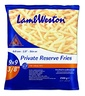 LAMB WESTON 2,5KG 9X9 PRIVATE RESER