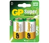 GP BATTERY SUPER 13A LR20/D /2