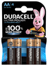 DURACELL ULTRA POWER AA K4