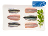 BALTIC HERRING FILLET MSC FI**)