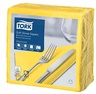 TORK 100PCS/39CM SOFT 3PLLY YELLOW NAPKI