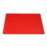 Chopping board red