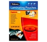 FELLOWES LAM.POUCH 54X86MM 125MIC /100