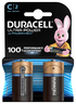 DURACELL ULTRA POWER C K2