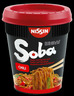 NISSIN 92G SOBA CUP CHILI NOODLE