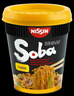 NISSIN 90G SOBA CUP CLASSIC NOODLE