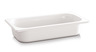 ECO LINE GN CONTAINER 1/4-100 WHITE