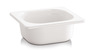 ECO LINE GN CONTAINER 1/6-100 WHITE