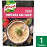 KNORR 390G TOM KHA GAI SOUP WITH