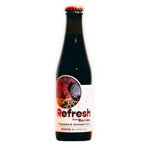 NOKKOS KOMBUCHA REFRESH WITH BERRI 250ML