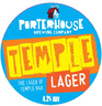 PORTERHOUSE TEMPLE LAGER 30L KEG 4,2%
